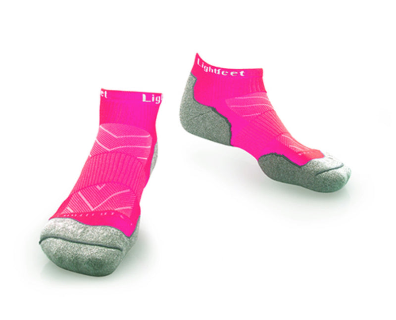 Lightfeet Evolution Mini-Crew - Fluro Pink