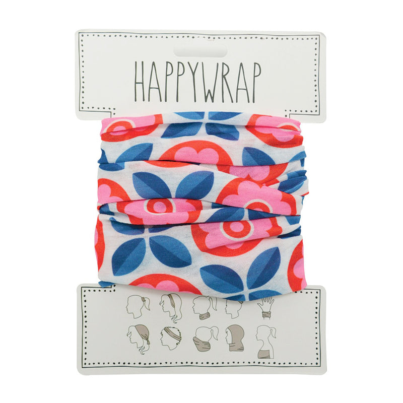 Annabel Trends Happy Wrap - Funky Floral