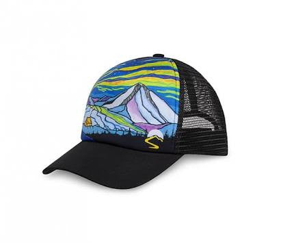 Northwest Trucker Cap - Northern Lights