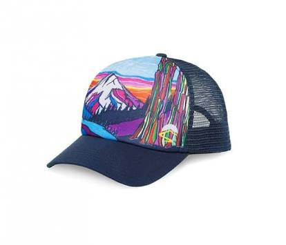Northwest Trucker Cap - Mountain