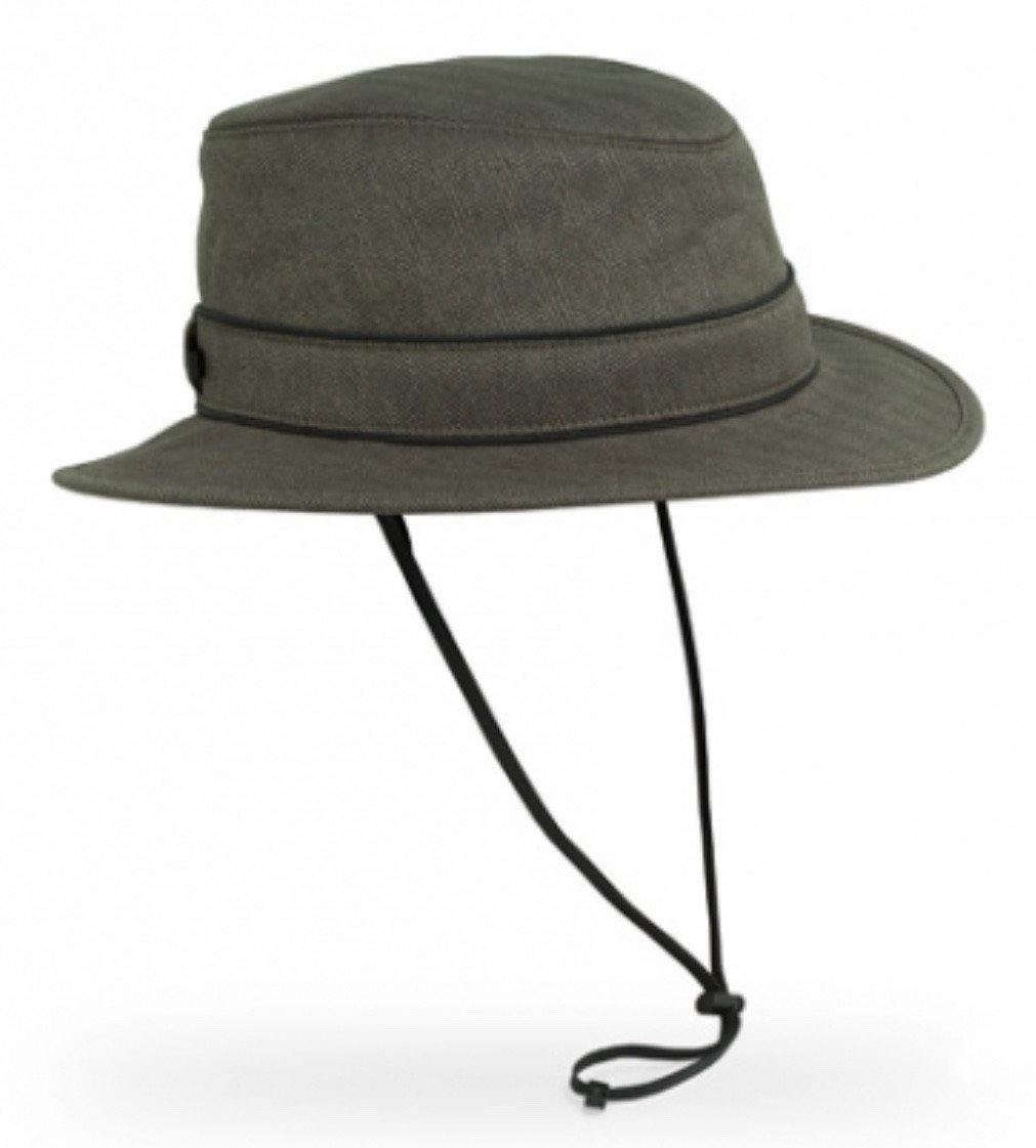 Alpine Fedora Hat - Granite
