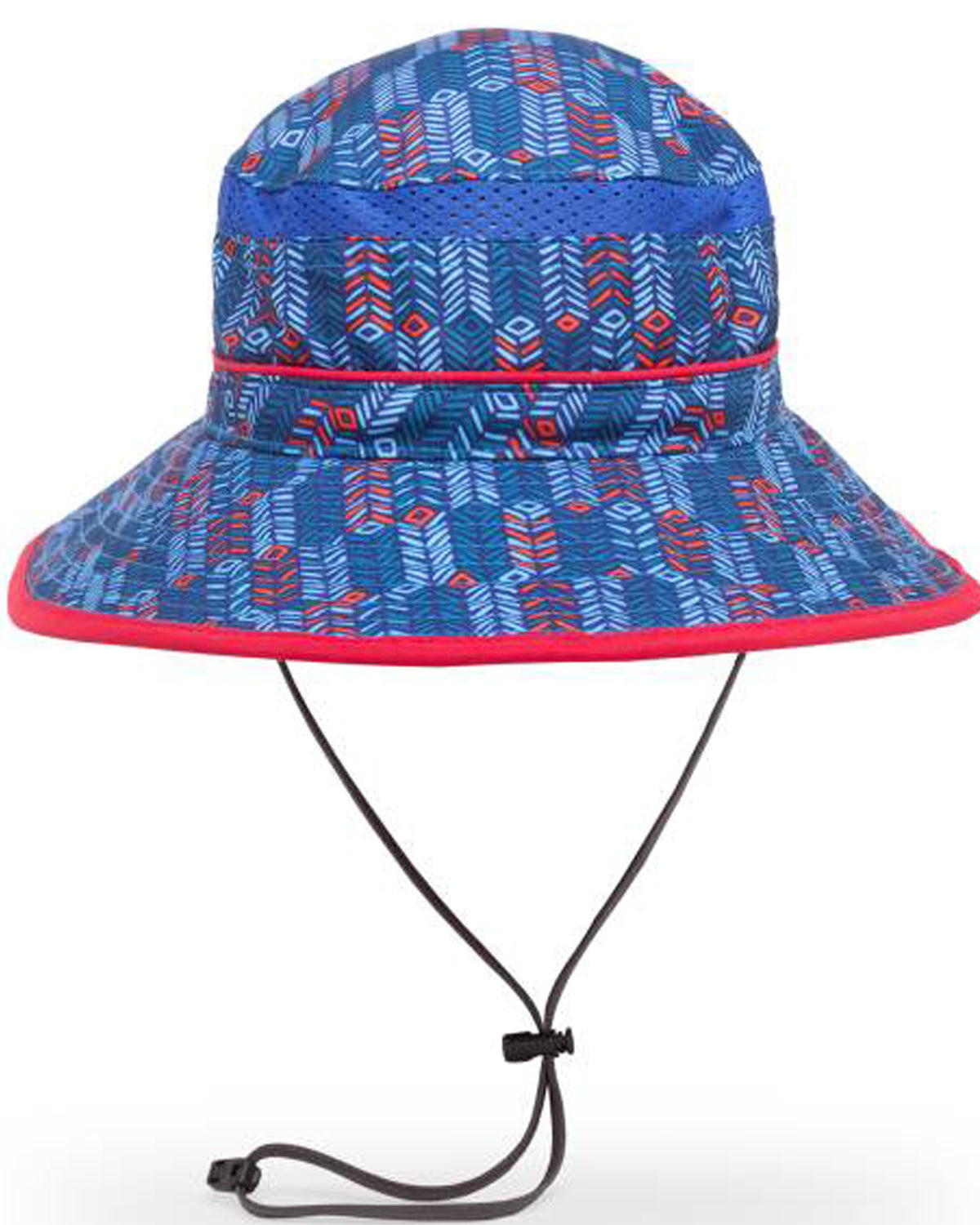 Kids Fun Bucket Hat - Blue Arrow