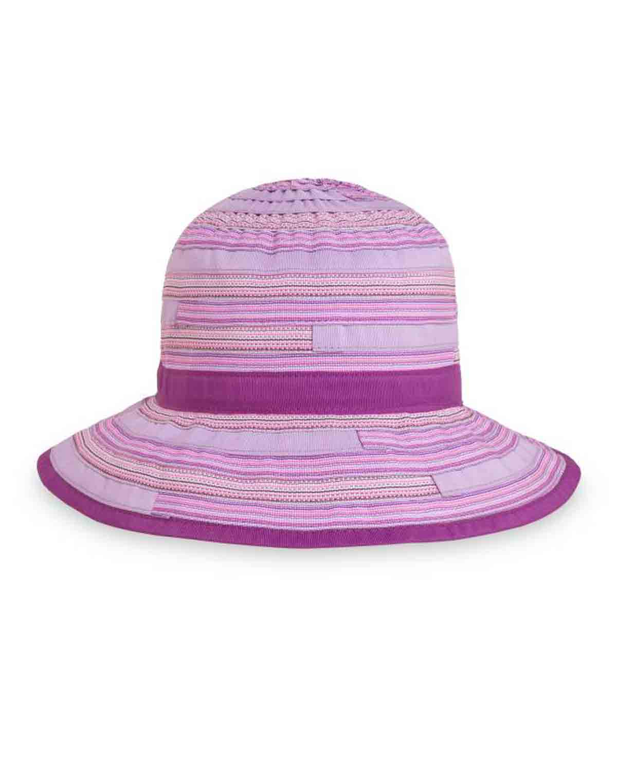 Kids Poppy Hat - Grape Juice