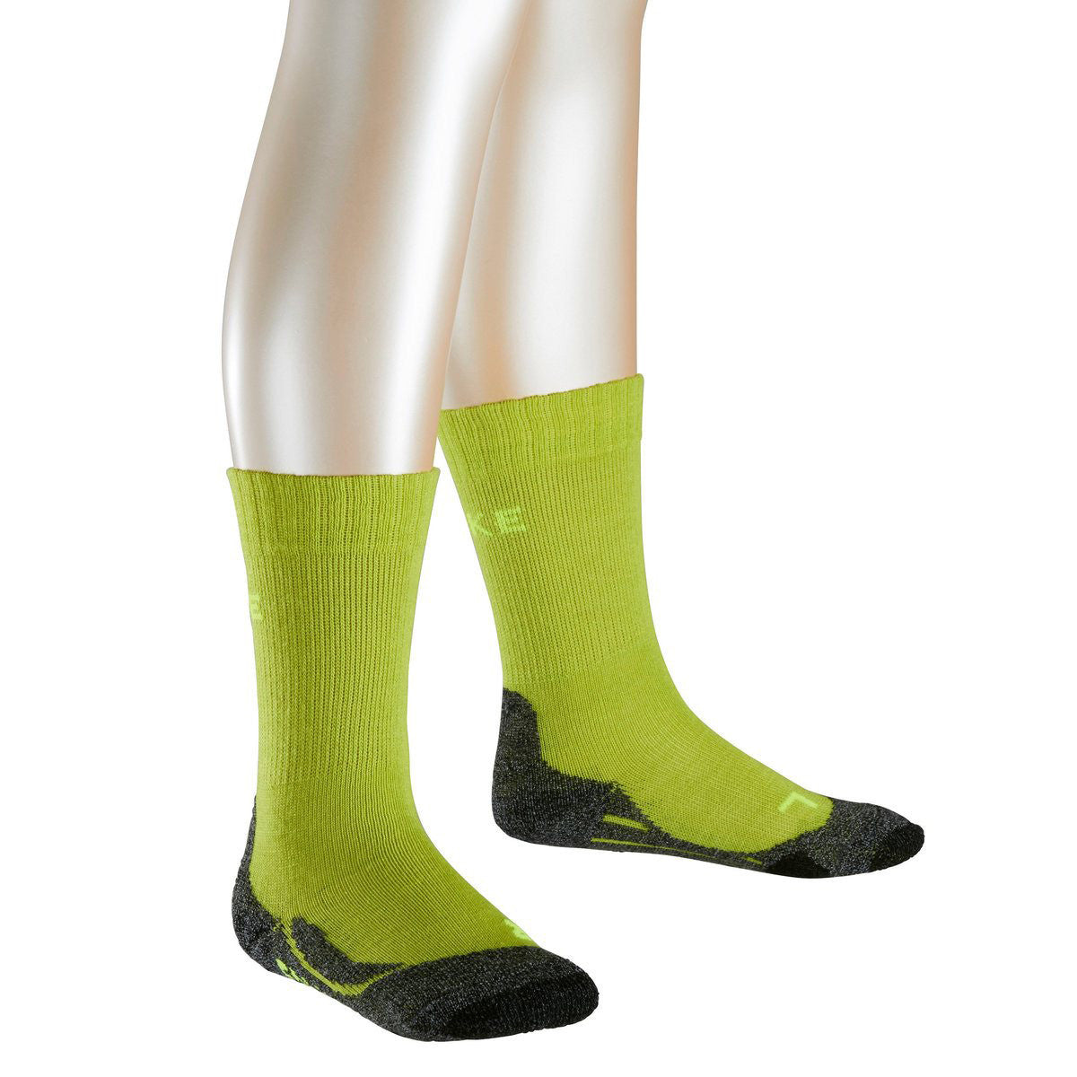 Falke Kids Tk2 Hiking socks - Lime
