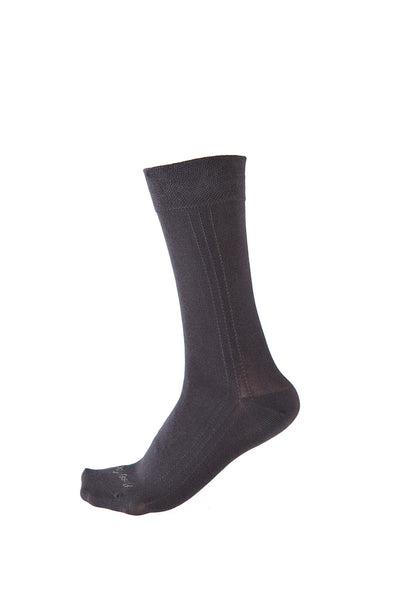 Pussyfoot Non Tight Comfort Health Socks 2 Pack - Black/Blue