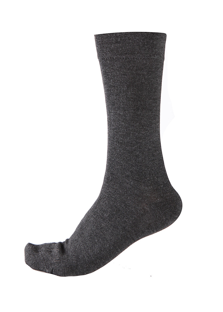 Pussyfoot Non Tight Modal/Cotton Health Socks - Charcoal