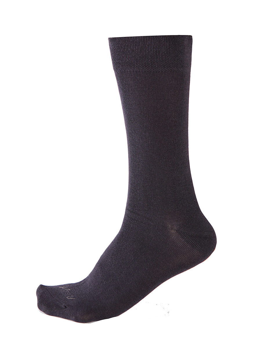 Pussyfoot Non Tight Modal/Cotton Health Socks - Navy