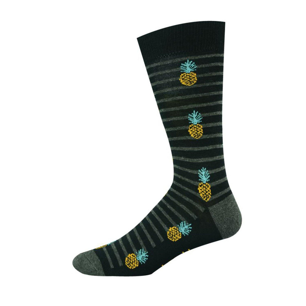 Bamboozld Men's Health (No Elastaic Top) Socks
