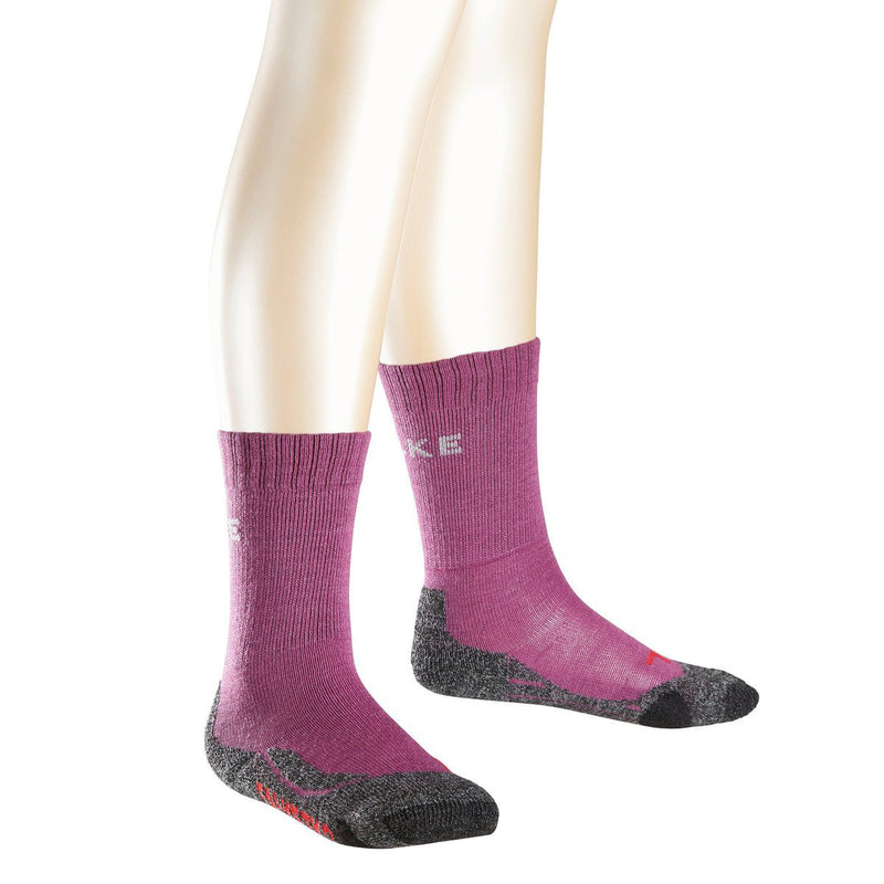 Falke Kids Tk2 Hiking socks - Pink