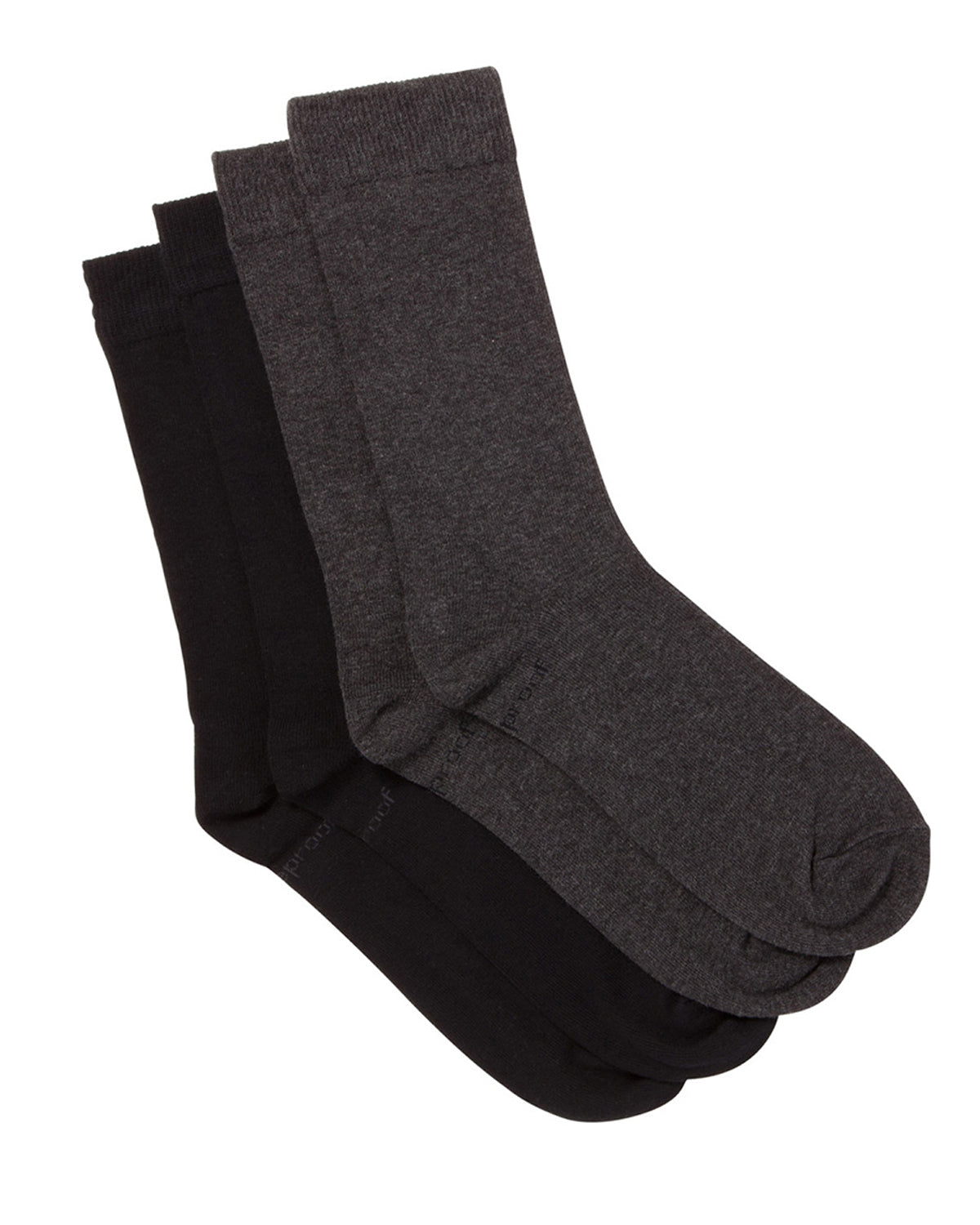 Holeproof Hereos Everyday Men's Business Socks (4 pack)