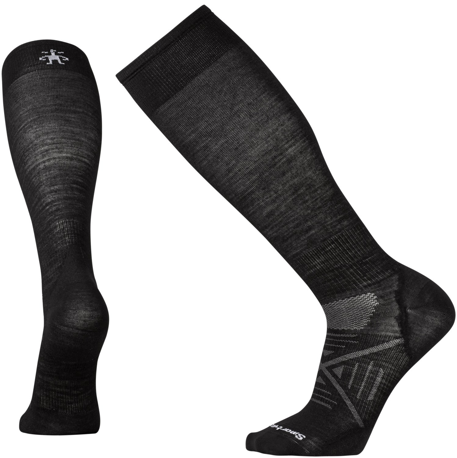 Smartwool Indestructawool™ PHD Ski Ultra Light - Black