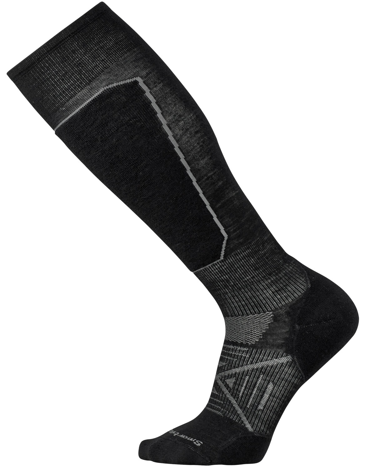 Smartwool Indestructawool™ PHD Ski Light Elite - Black