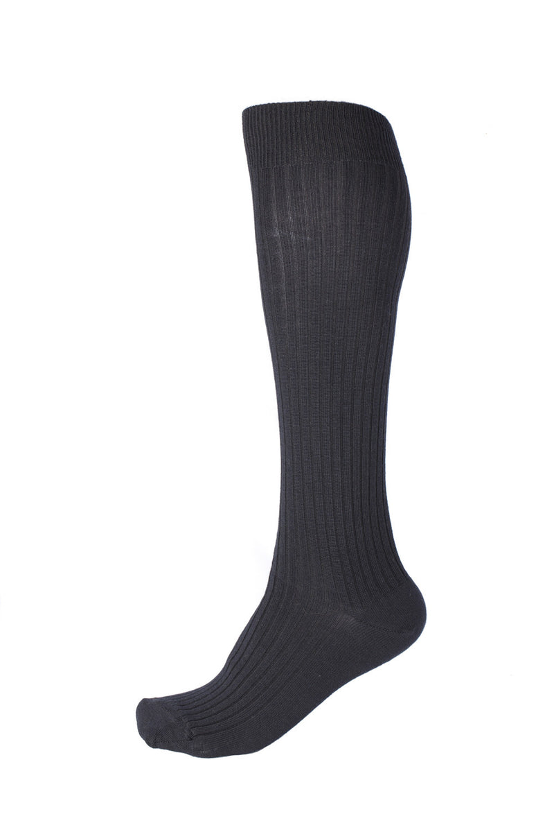 Pussyfoot Men's Wool Long Socks - Navy