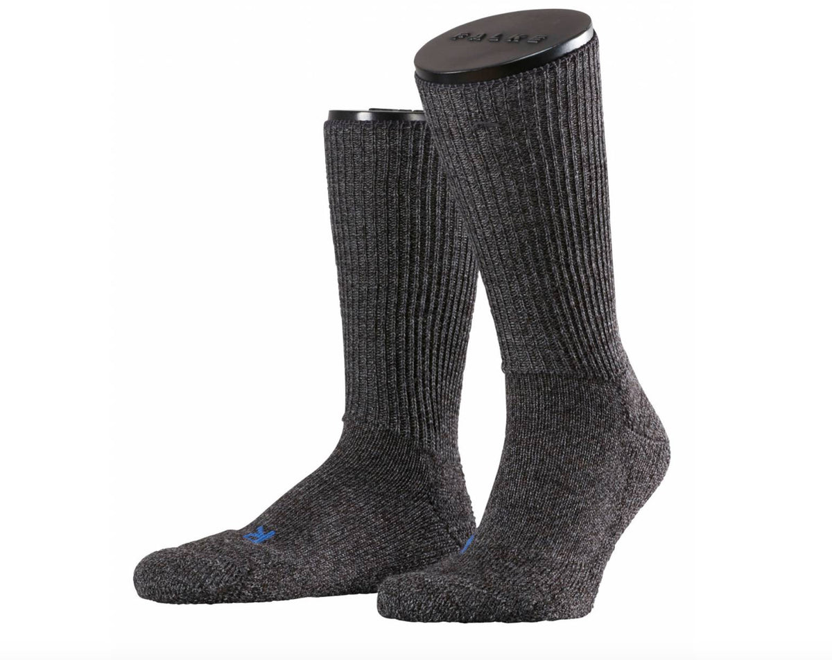 Falke Walkies Walking Socks - Smog