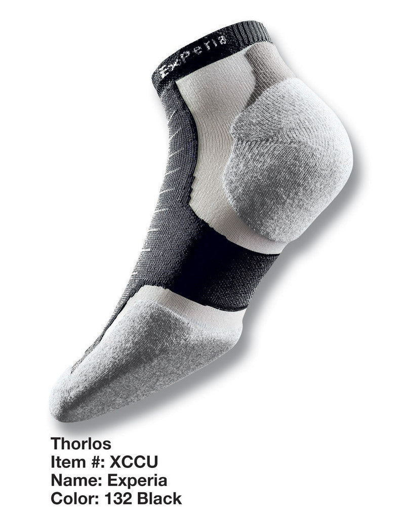 Thorlo Experia XCCU Black