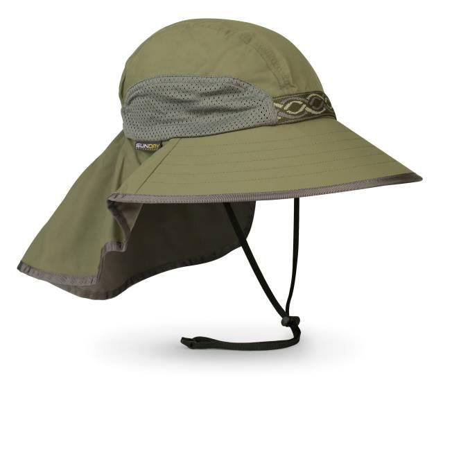Adventure Sun Hat - Chaparral