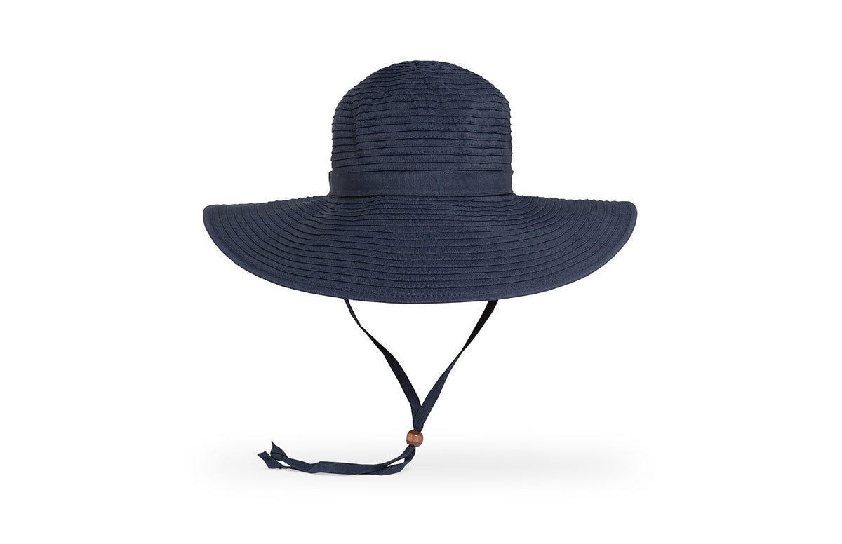 Beach Sun Hat - Navy