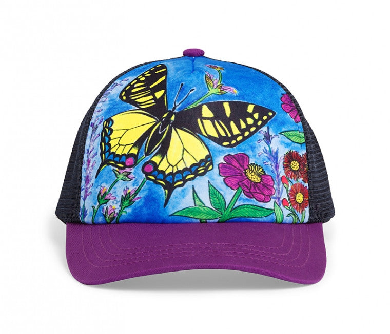 Kids Northwest Trucker Cap - Swallow Tail