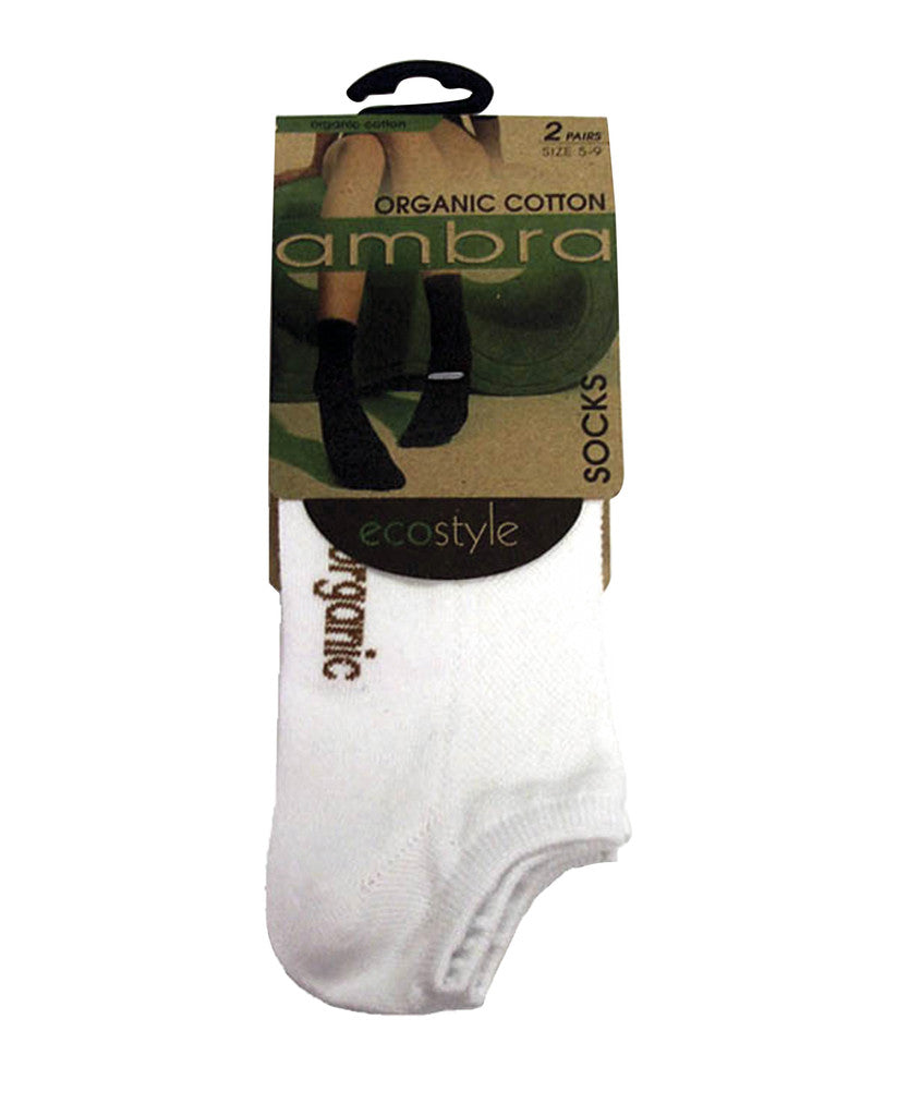 Ambra Organic Cotton Ankle Socks