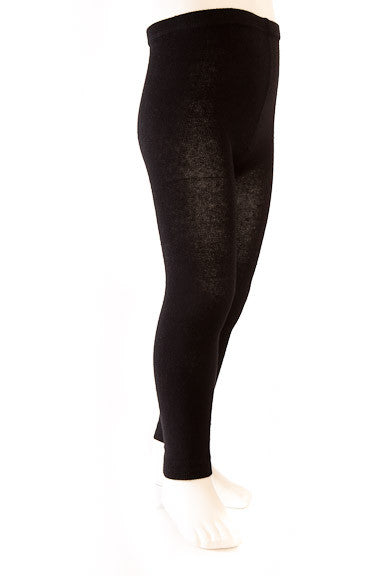 Ouch Footless Tights - Black