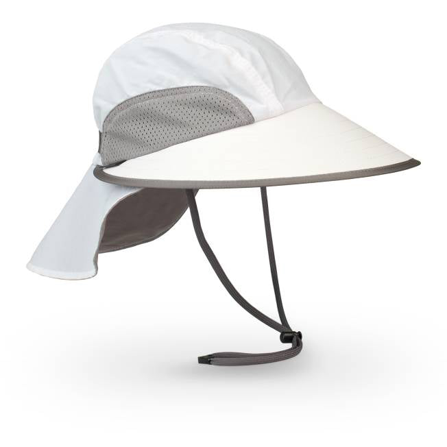 Sport Hat - White/Charcoal