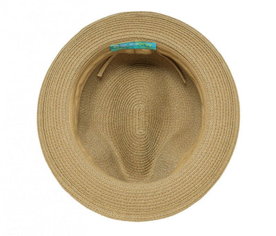 Kids Gecko Hat - Tan