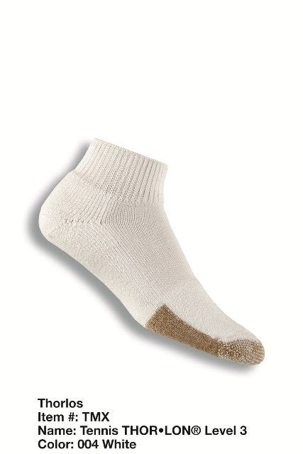Thorlo Tennis Mini Crew Socks TMX