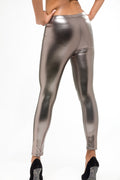 Silver Liquid Legging - Shoes From Last Night - 6