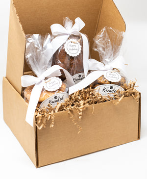 Kneaded Gift Box Happy Birthday!