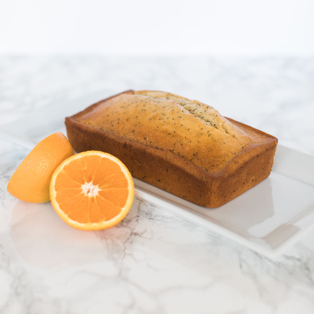 Orange Poppyseed Bread