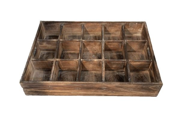 Large Sorting Tray (15 divisions)
