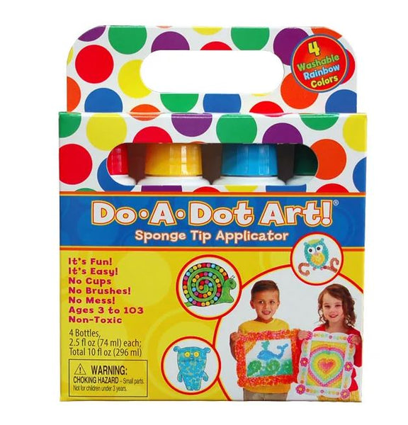 Do A Dot Art Rainbow 4 Pack