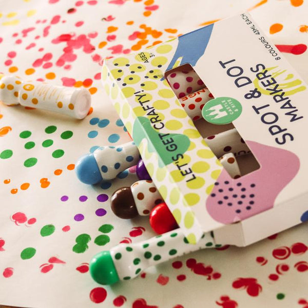 Spot and Dot Markers