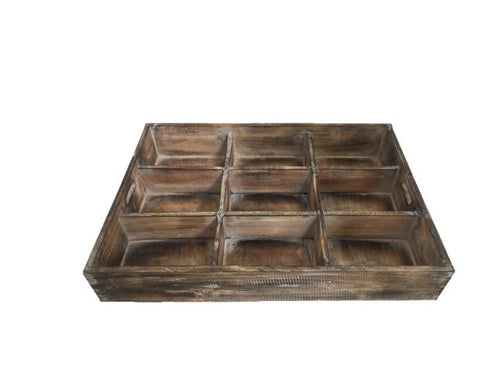 Large Sorting Tray (9 divisions)