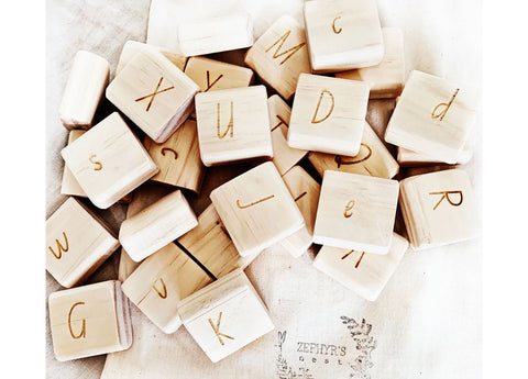 Alphabet Tiles (2-Sided)