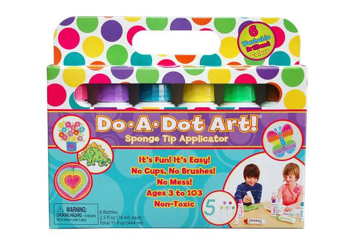 Do A Dot Art Brilliant Markers