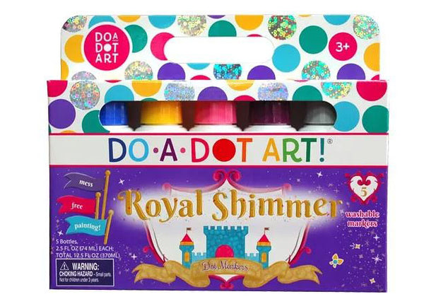 Do A Dot Art Royal Shimmer Markers