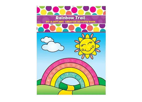 Do A Dot Book - Rainbow Trail