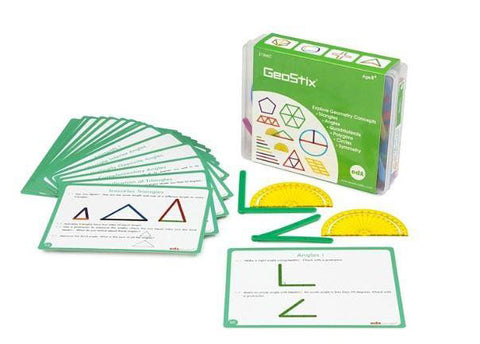 Geostix Math Activity Set