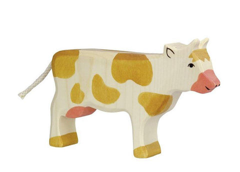 Holztiger Brown Cow