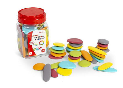 Junior Rainbow Pebbles - Earth Colour