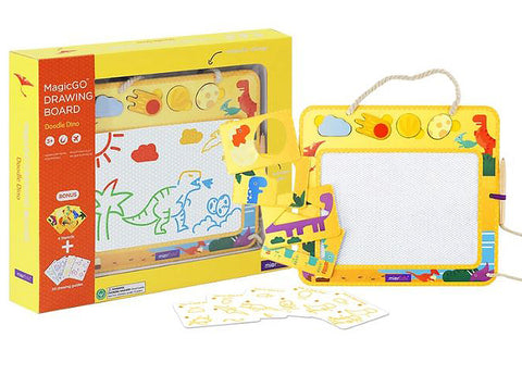 Magic Go Drawing Board - Dinosaur