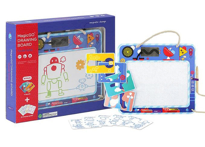 Magic Go Drawing Board - Robot