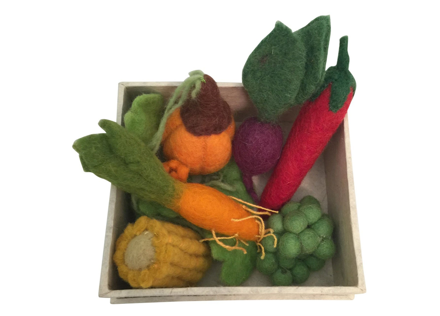 Mini Veg Set Boxed