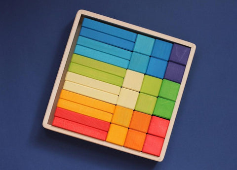 Skandico Blocks and Bricks (RAINBOW))