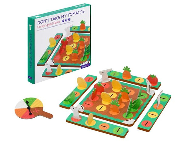 Board Game - Don't Take My Tomatoes