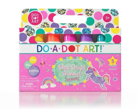 Do A Dot Art Bright Shimmer (Tutti)
