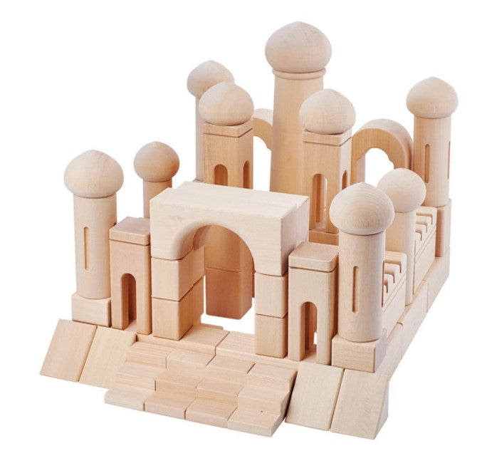 Wooden Palace Blocks