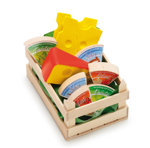 Erzi Assorted Cheese (Small)