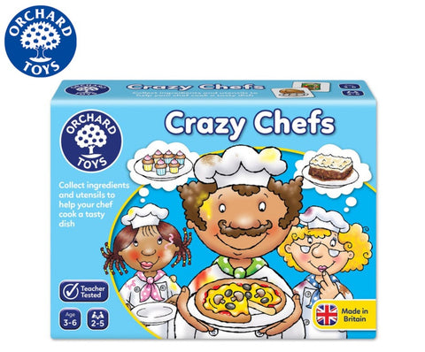 Orchard Game - Crazy Chefs